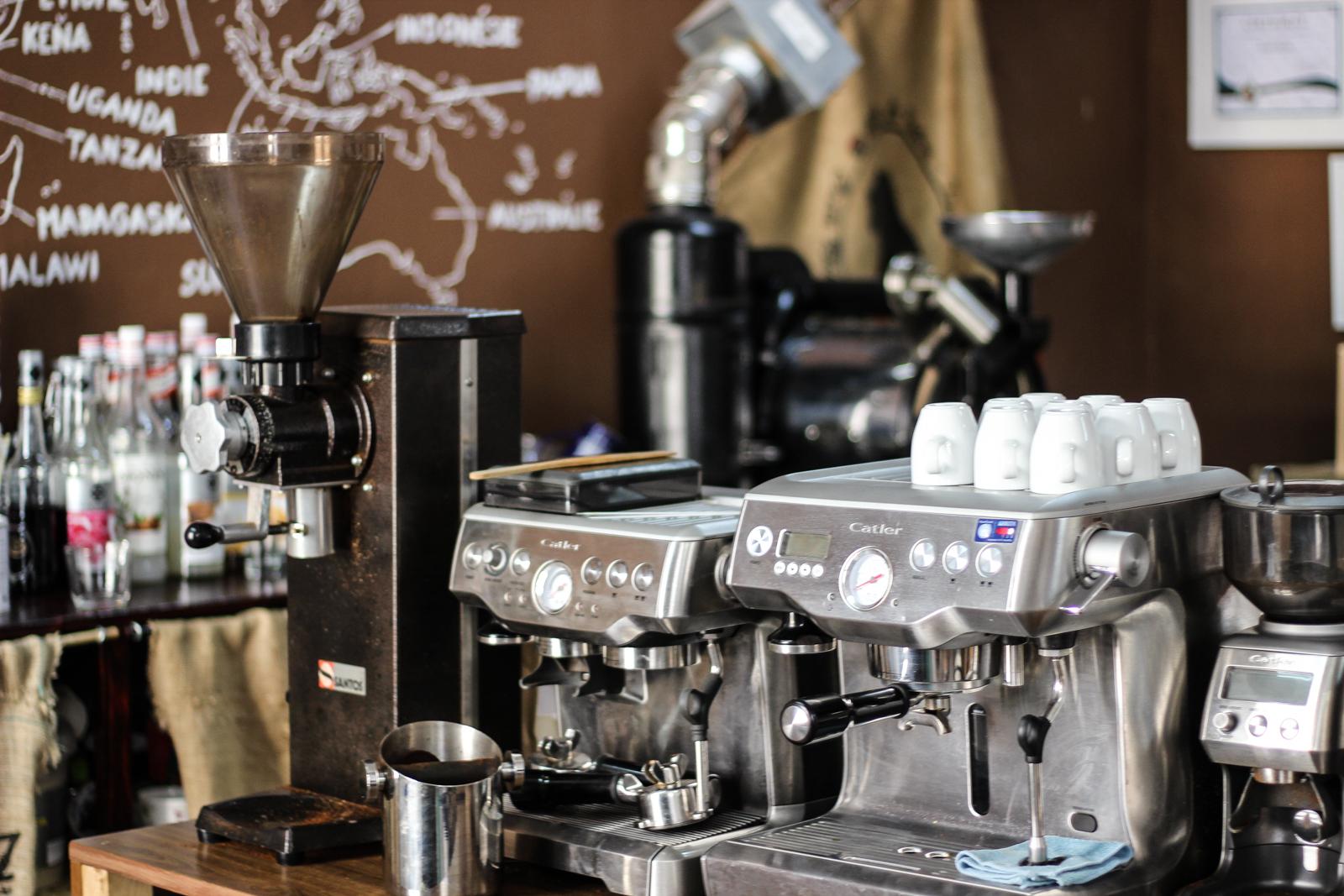 pražírna kávy Káva Kroměříž