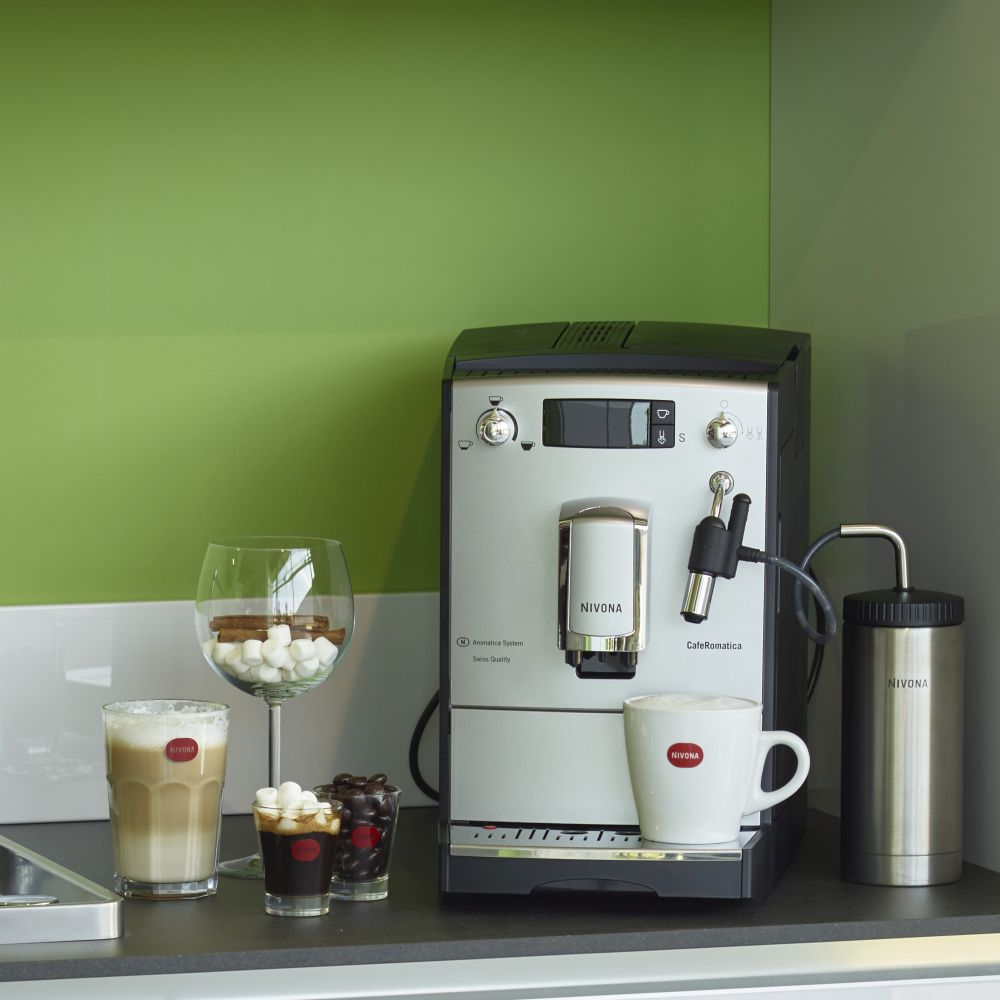 Prodej a servis kávovarů Nivona