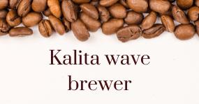 Průvodce přípravou kávy