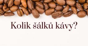 Kolik šálků kávy denně?