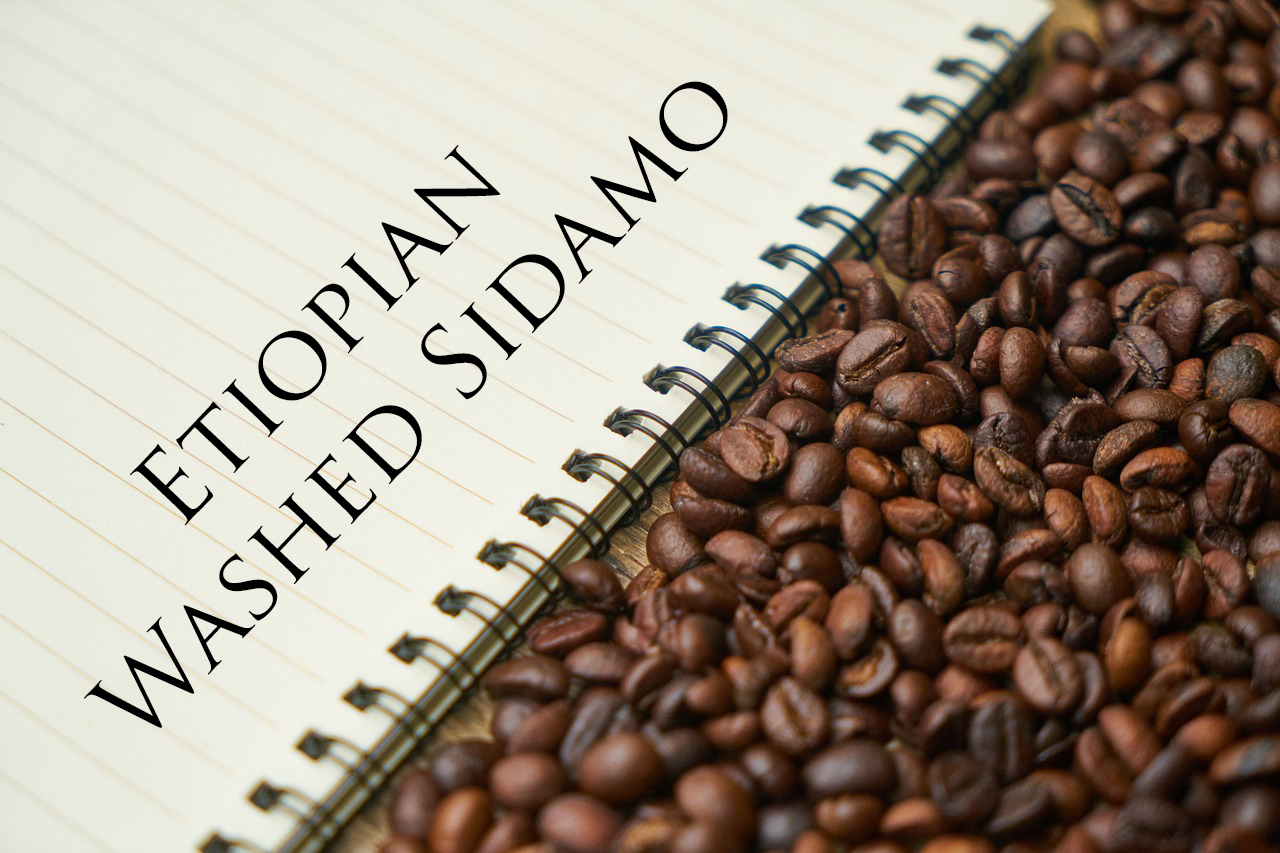 Etiopian Washed Sidamo