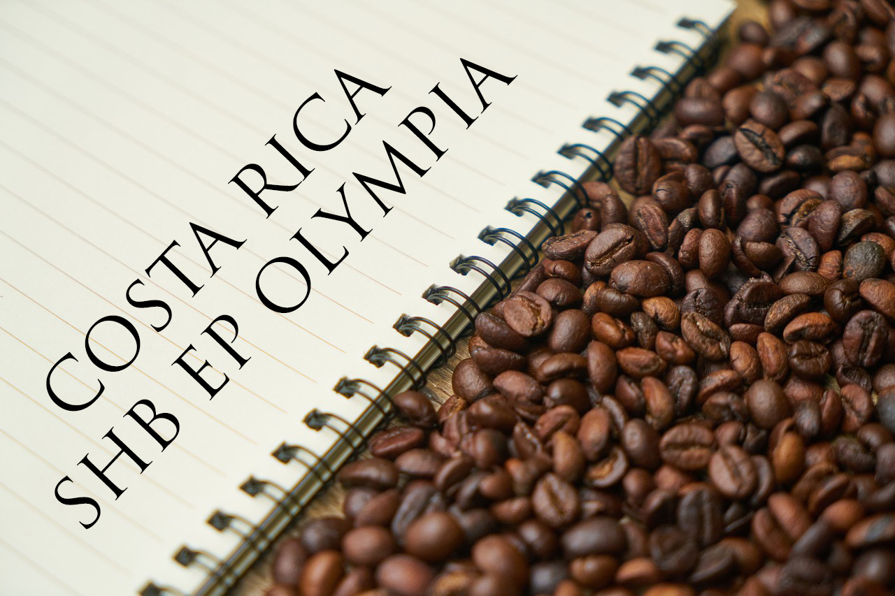 COSTA RICA SHB EP OLYMPIA