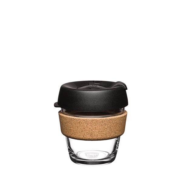 Keep Cup Brew Cork BLACK 227 ml