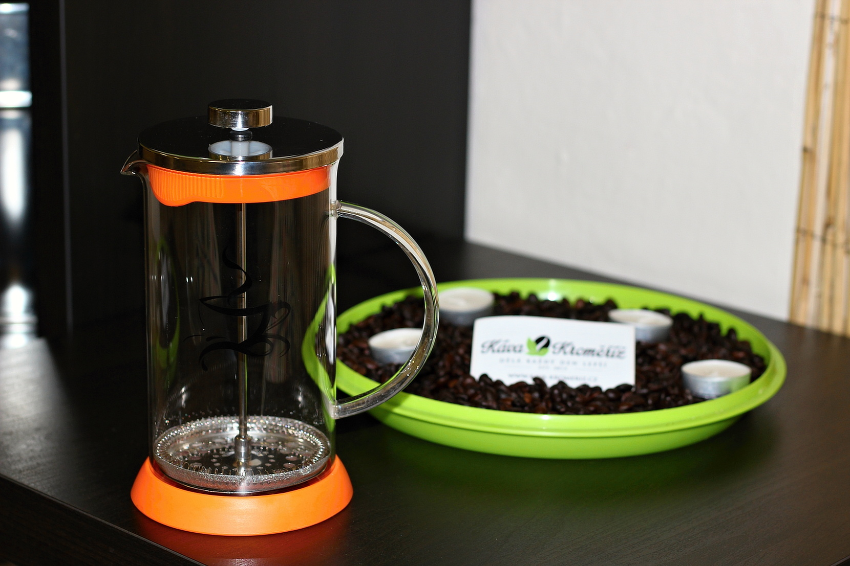 French press   1l