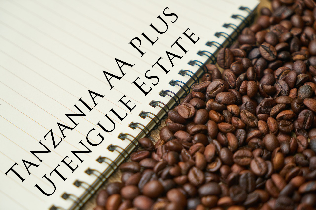 Tanzania AA Plus Utengule Estate